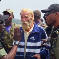 German kidnapped in July by Boko Haram counts blessings after being freed in Cameroon
