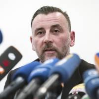 German PEGIDA anti-Islam leader steps down after posing like Hitler