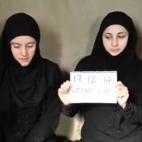 Italian women believed kidnapped in Syria appear in video plea