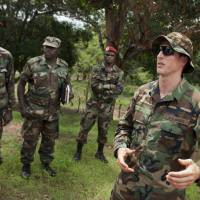 U.S. forces in Africa holding man claiming to be top-level Kony defector