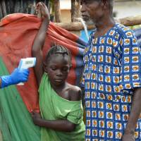 Just five Ebola cases left in Liberia, government claims
