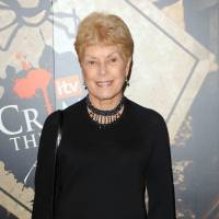 Crime writer Ruth Rendell in critical condition after stroke