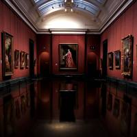 National Gallery: 'a barrage of chatter, both fascinating and facile, about London's noted art museum'