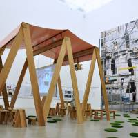 Rebuilding lives: 'Architecture since 3.11' installation views    JULIAN WORRALL