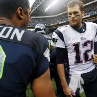 Wilson set for duel against Super Bowl hero Brady