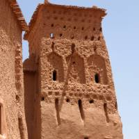 Feat of clay: Ait Ben Haddou in Morocco's Ouarzazate province is a World Heritage site. | AP
