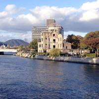 Sage advice: 'If you don't do your research, this place just looks like a burned-out building surrounded by a bunch of broken rocks,' one traveler warns, referring to the A-Bomb Dome in Hiroshima. | REUTERS