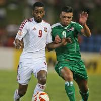 Mabkhout lifts UAE to third-place finish in Asian Cup