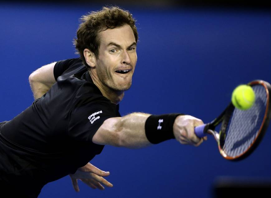 Murray outlasts Berdych in tough semifinal showdown