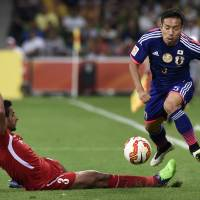 Japan gathering steam as Asian Cup gets down to business