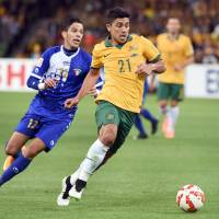 Australia opens Asian Cup with convincing victory over Kuwait