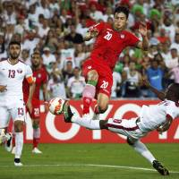 UAE, Iran advance to knockout stage