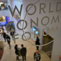 The 2015 annual meeting of the World Economic Forum will take place in Davos from Jan.21 to 24. | WORLD ECONOMIC FORUM