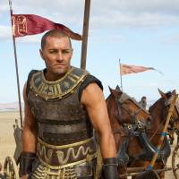 Epic production: Joel Edgerton plays Ramses, Moses' brother-turned-nemisis, in 'Exodus: Gods and Kings.' | ©2014 TWENTIETH CENTURY FOX FILM CORPORATION ALL RIGHTS RESERVED.