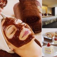 Relaxing chocolate massage; waffle Wednesday comes to Tokyo; renowned chef at Imperial Hotel