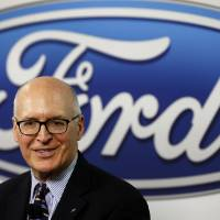 Ford CFO says Toyota gains $10 billion advantage on weak yen