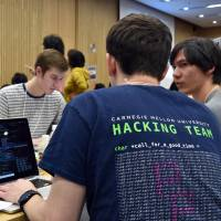 Tokyo cybersecurity contest draws hackers from around the world