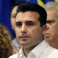 Macedonia opposition leader accused of organizing coup
