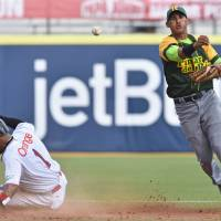 Two Cuban baseball players defect in Puerto Rico