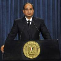 Fierce crackdown on dissent no laughing matter in Egypt
