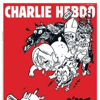 Charlie Hebdo team bites back with new issue