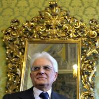 Italian lawmakers elect top judge Mattarella as president