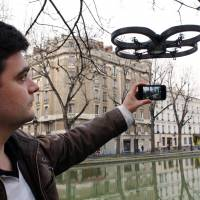 Al-Jazeera journalist to appear in Paris court next week for flying drone
