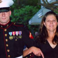 This undated photo released by the Routh family on Feb. 26, 2013, shows Eddie Ray Routh and his mother, Jodi. The Iraq war veteran, who was battling post-traumatic stress disorder and other personal issues, is scheduled to stand trial in Stephenville, Texas, for the Feb. 2, 2013, killings of two men who were trying to help him, former Navy SEAL Chris Kyle, portrayed in the movie 'American Sniper,' and Chad Littlefield. | AP