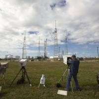 SpaceX rocket to launch weather satellite into deep space