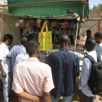 Sudan defends seizure of newspapers, TV channel says