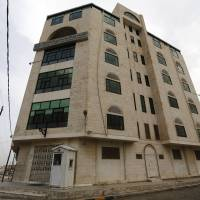 Yemen's Social Fund for Development is seen tuesday in Sanaa. Gunmen kidnapped a Frenchwoman, who is a consultant working for the fund, and her Yemeni driver in Yemen's capital on Tuesday morning as she was on her way to work.   REUTERS