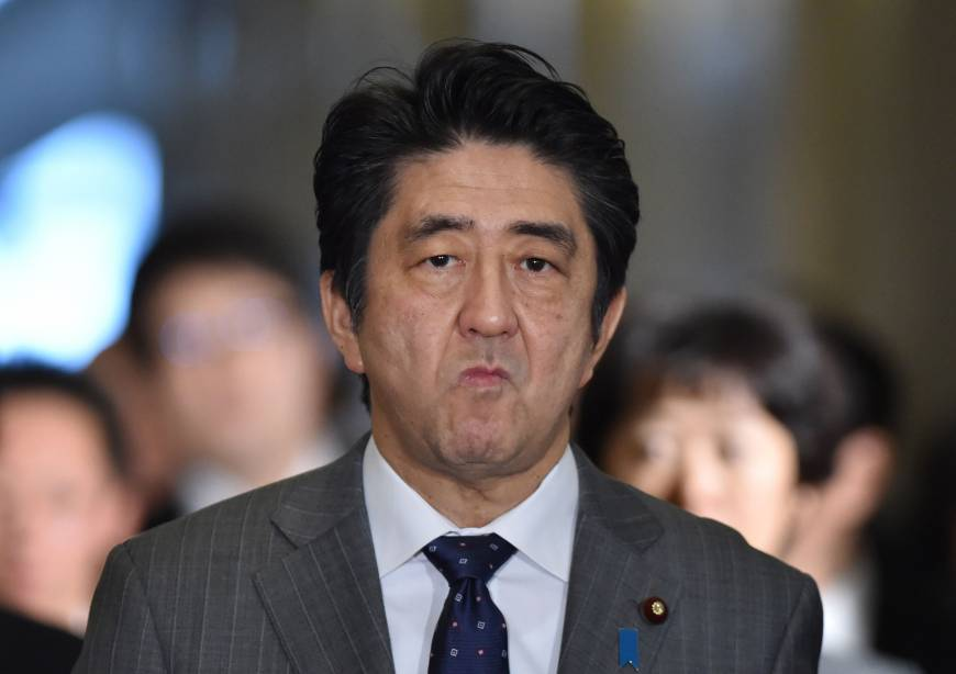 Abe wants to enable SDF to rescue citizens overseas