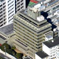 Despite a recent auction, the building in Tokyo's Chiyoda Ward housing Chongryon's headquarters is believed to remain under the control of the pro-Pyongyang group. | KYODO