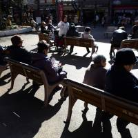 Tokyo's elderly turned away amid labor crunch, funding cuts