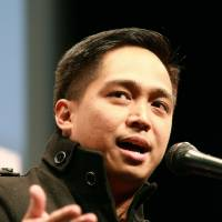 Filipino director Francis Xavier Pasion won the Tokyo Filmex 2014 grand prize for his film 'Crocodile.' It is based on the true story of family tragedy in a marsh on Mindanao Island. | KYODO