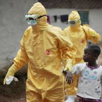 Ebola drug developed in Japan 'halved mortality rates' in some Guinea patients