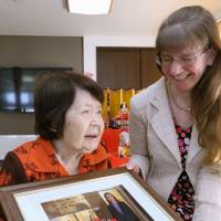 Kennedy thanks woman who gave 'hina' doll set to her father
