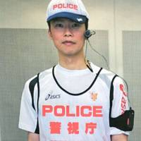 'Running police' bound for Tokyo Marathon in effort to boost security