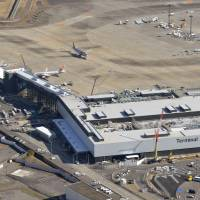 Narita International Airport will open a third terminal in April especially built for low cost carriers. It hopes to become a regional hub for budget airlines. | KYODO