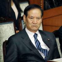 Farm minister Nishikawa resigns over donation scandal