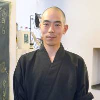 Monk uses experience with acting to spread Zen teachings in Berlin
