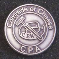 8. The Comrade of Cheese qualification offered by the Cheese Professional Association requires that candidates read a text, take a short class and pass a test with a 95-percent pass rate. | COLIN P.A. JONES
