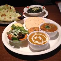 Indian fare adds spice to vegetarian dining