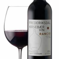 Complex: A bottle of Danish winemaker Frederiksdal's Rancio blend. | FREDERIKSDAL