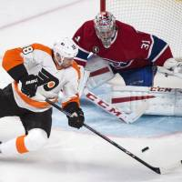 Canadiens rally late to beat Flyers