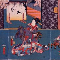 'Kawaii: Cute Girls in Ukiyo-e'