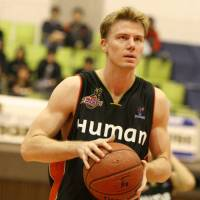 Special era: Guard Matt Lottich played a pivotal role on the Osaka Evessa's three title-winning teams in their first three seasons. | OSAKA EVESSA/BJ-LEAGUE