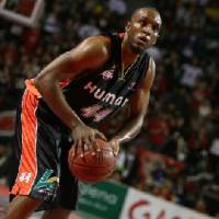 Original superstar: Former Osaka Evessa power forward Lynn Washington won the bj-league's first MVP award in the inaugural 2005-06 season. | OSAKA EVESSA/BJ-LEAGUE