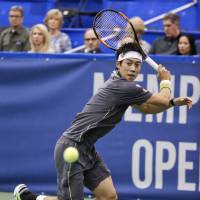 Nishikori the best bet when it comes to deciding set
