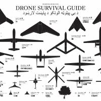 Eye in the sky: Ruben Pater's 'Drone Survival Guide' is available via his website.  | © RUBEN PATER